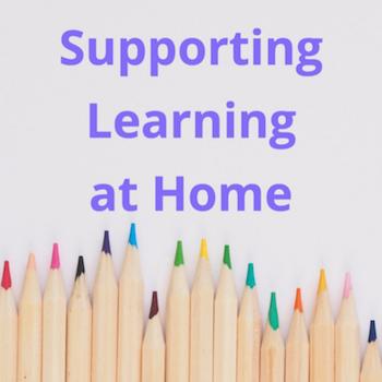 Ondersteunend leren thuis klein